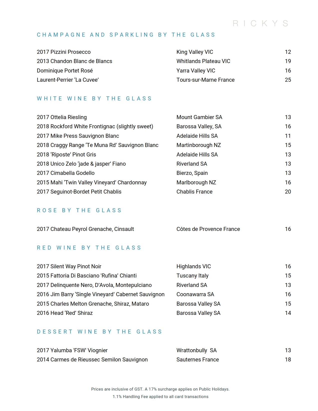 2019 01 29 Wine List03