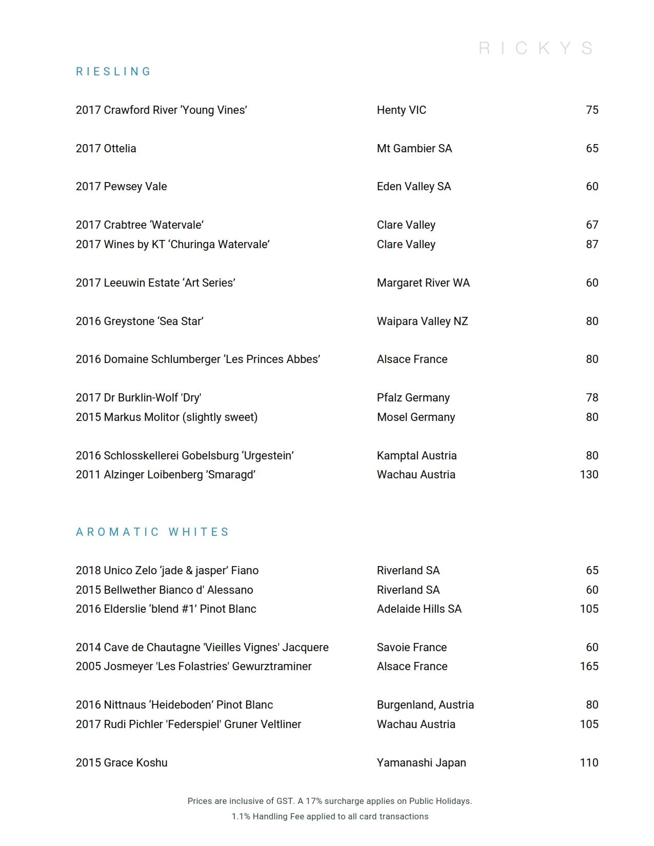 2019 01 29 Wine List07