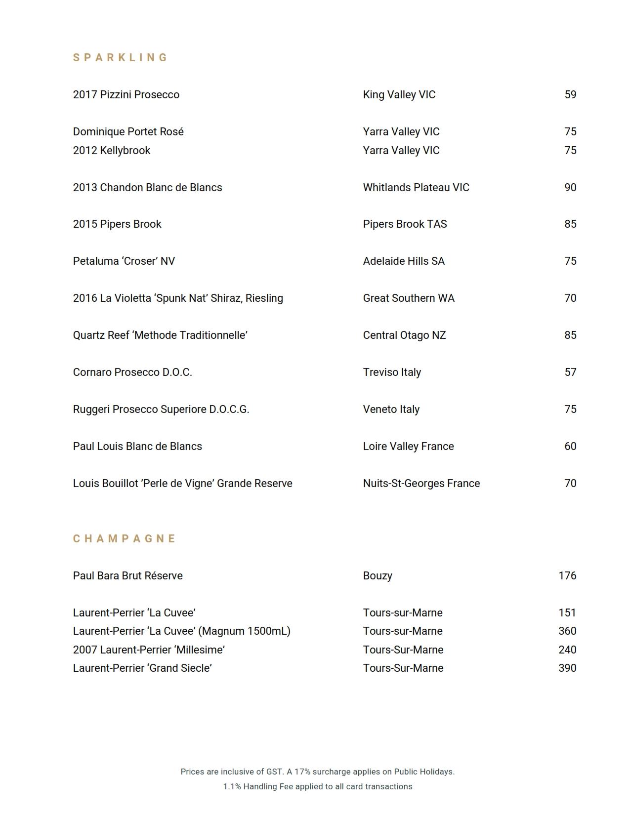 2019 06 05 Wine List 02