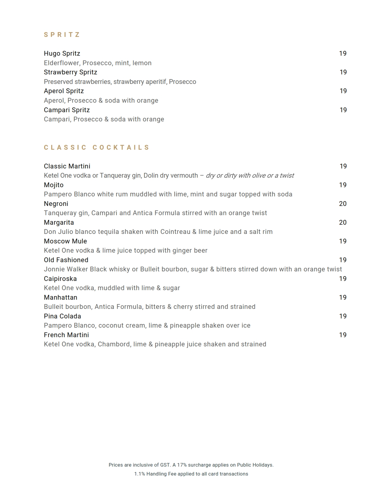 2019 11 15 Cocktail List03