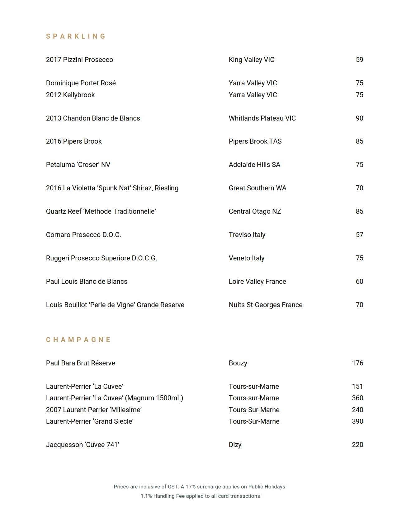 2019 11 15 Wine List 02