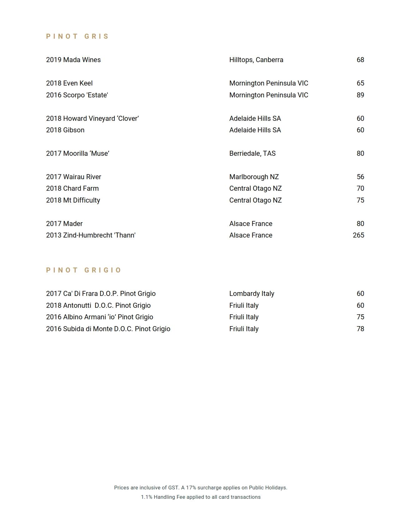 2019 11 15 Wine List 07