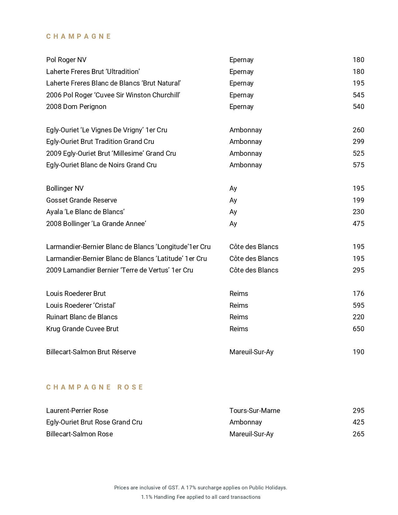 Beverage List 2020 07 31 06